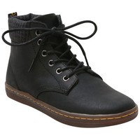 Dr. Martens Maelly Black Black Ankle Boot