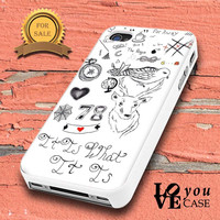 Louis Tomlinson Tattoo for iphone, ipod, samsung galaxy, HTC and Nexus Case