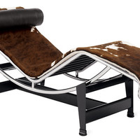 LC4 Chaise Lounge - Cowhide