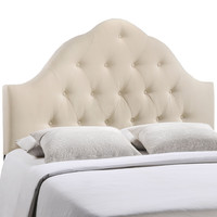 Sovereign Full Fabric Headboard in Ivory