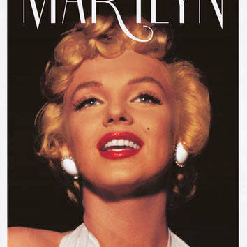 Marilyn Monroe Bernard of Hollywood Poster 24x36