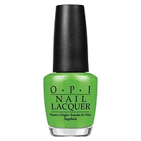 OPI Nail Lacquer - Green-wich Village 0.5 oz - #NLB69