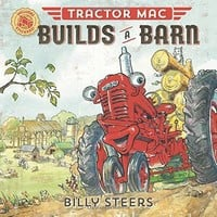 Tractor MAC Builds a Barn Tractor MAC Reprint