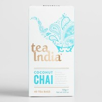 Tea India Coconut Chai 40 Count