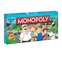 Monopoly Family Guy