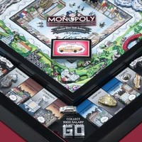 Monopoly New York 3D Luxury Edition by Charles Fazzino