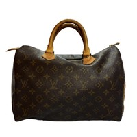 Louis Vuitton Monogram Speedy 30.  Vintage!