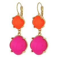 Neon Earring Set