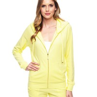 J Bling Relaxed Terry Jacket by Juicy Couture,