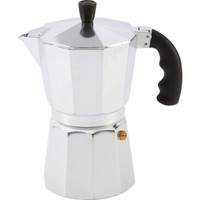 Chef's Secret Aluminum 6-Cup Stovetop Espresso Maker