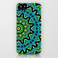 The Tribal Colors iPhone Case by Lyle Hatch | Society6