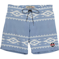 Burton: Creekside Short - Famish Stripe