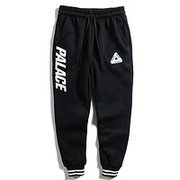 Palace  Fashion Edgy Simple Pants Trousers Sweatpants