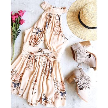 Hamptons Floral Romper