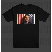 Chance The Rapper Acid Rap American Flag T Shirt