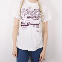 Vintage 90s Muddy River Run T Shirt