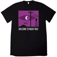 Welcome To Night Vale Logo Shirt