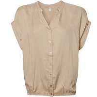 Ink Buttoned Blouse