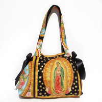 Guadalupe Mexican Mary Purse