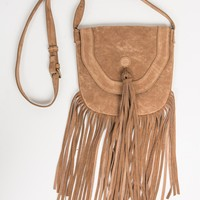 Crossbody Native Fringe Bag