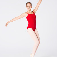 Free Shipping - Adult Camisole Twist Back Leotard by THEATRICALS