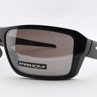 NEW Oakley Double Edge 9380-08 Prizm Polarized Sports Surfing Cycling Sunglasses