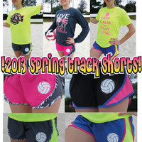 "Volleyball ""Track"" Shorts - 2013"