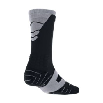 Nike Vapor Crew Football Socks (Medium) (Black)