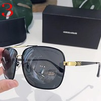 Perfect  Armani Fashion  Men Summer Sun Shades Eyeglasses Glasses Sunglasses