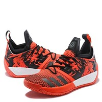 Adidas Harden Vol.2  Fashion Casual Sneakers Sport Shoes