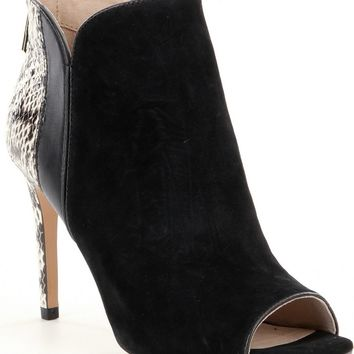 Louise Et Cie Hestia2 Peep Toe Booties | Dillards