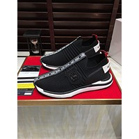 Givenchy Men's Flyknit Fashion Low Top Sneakers Shoes #310