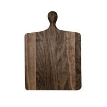 Square Short Handle Cutting Board