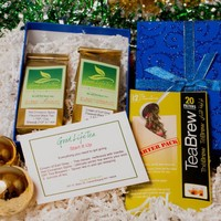 Start It Up Holiday Tea Gift Box - On Sale