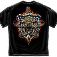 NEW Marines - Once a Marine, Always a Marine Shield T-shirt SIZE SMALL