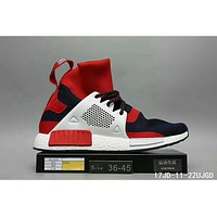 Adidas clover NMD XR1 BOOST Winter tide brand fashion casual shoes F-HAOXIE-ADXJ Red