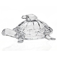 Turtle Crystal Box