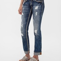 Rock Revival Flash Straight Stretch Jean