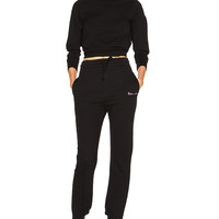 VETEMENTS Sweatpants in Black | FWRD