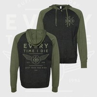 Every Time I Die - Ride Lightweight Zip-Up