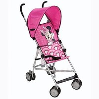 Disney Umbrella Stroller with Canopy - Bye Bye Minnie - Baby - Baby Car Seats & Strollers - Strollers & Travel Systems