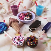 American Girl Doll Food Dessert Collection by Katie's Craftations