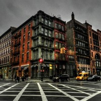 New York City - Soho 006 Photograph by Lance Vaughn - New York City - Soho 006 Fine Art Prints and Posters for Sale