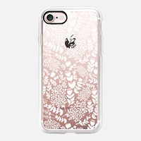 Cutwork Lace iPhone 7 Case by Kanika Mathur | Casetify