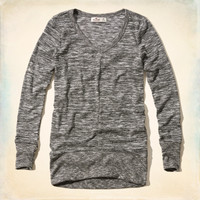 Crest Canyon Extra Long T-Shirt