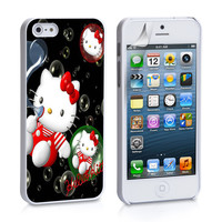 Hello Kitty Bubble iPhone 4s iPhone 5 iPhone 5s iPhone 6 case, Galaxy S3 Galaxy S4 Galaxy S5 Note 3 Note 4 case, iPod 4 5 Case
