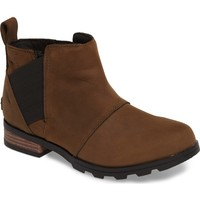 Sorel Emelie Waterproof Chelsea Boot (Women) | Nordstrom