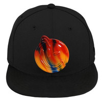 YUMS 'Painted Face' Snapback