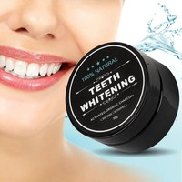 Teeth Whitening Activated Bamboo Charcoal Powder Food Grade