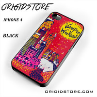 Vampire Weekend Art For Iphone 4 Iphone 4S Case YG